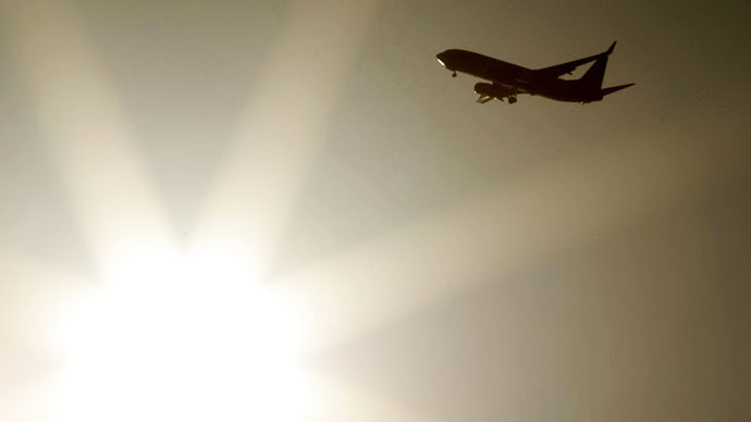 4 planes near NYC hit by laser pointer during 30-minute span