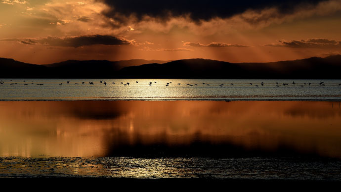 Drought may hasten demise of California's enigmatic Salton Sea
