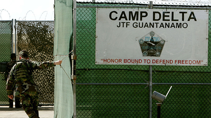 Federal court dismisses govt appeal to block release of Gitmo force-feeding videos