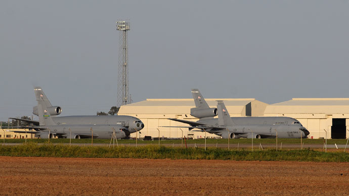 US gets permanent stronghold at Spanish military base, can triple contingent