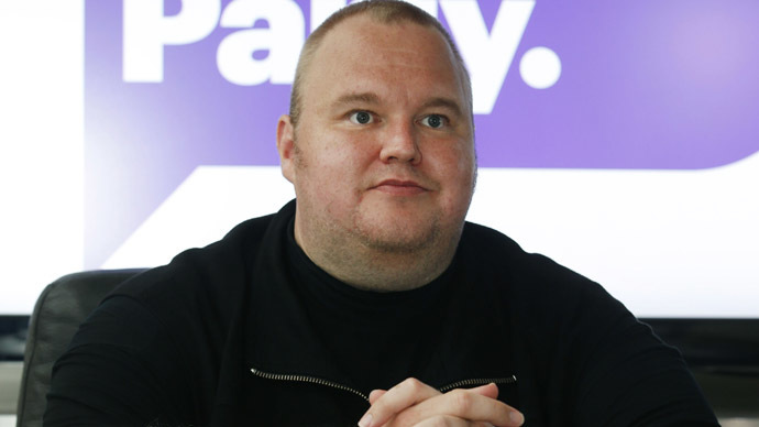 New Zealand's spy agency forced to apologize for calling Kim Dotcom 'fatty'