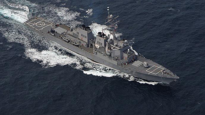 Russian warplanes reportedly ward off US destroyer in Black Sea