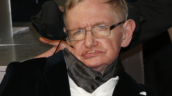 Hawking warns gifted disabled scientists could be left without financial support