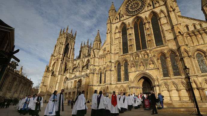 Church of England in crisis as UK sees more atheists and Muslims, study says