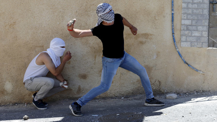 ​Israel approves tougher punishment for stone-throwing