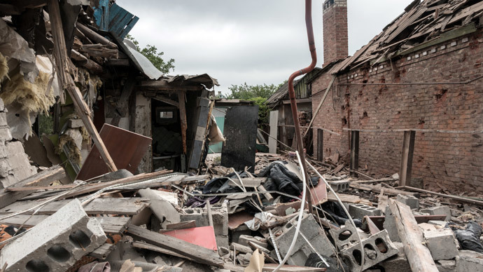 At least 5 civilians, 14 militiamen killed in Donetsk shelling by Kiev – local officials