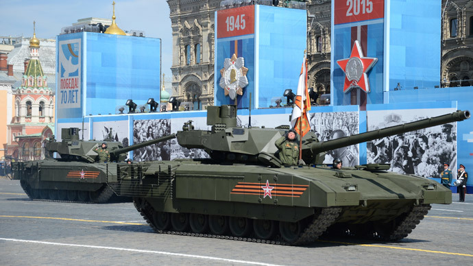 Engineers envisioned T-14 tank 'robotization' as they created Armata platform