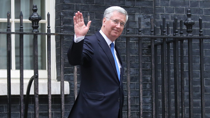 ​Military cuts could leave UK's 'huge commercial interests' in Asia vulnerable – Fallon
