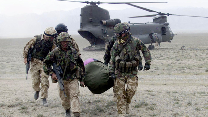 ​£288mn needed for Afghanistan veteran amputees – study