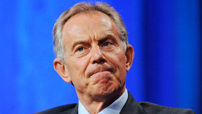 ​Tony Blair allegedly dropped as world hunger forum speaker over £330,000 fee
