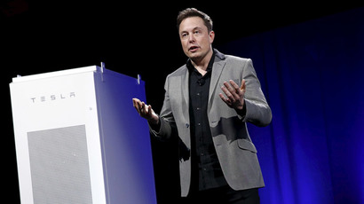 Musk defends receiving $4.9 billion in government support for Tesla, SolarCity and SpaceX