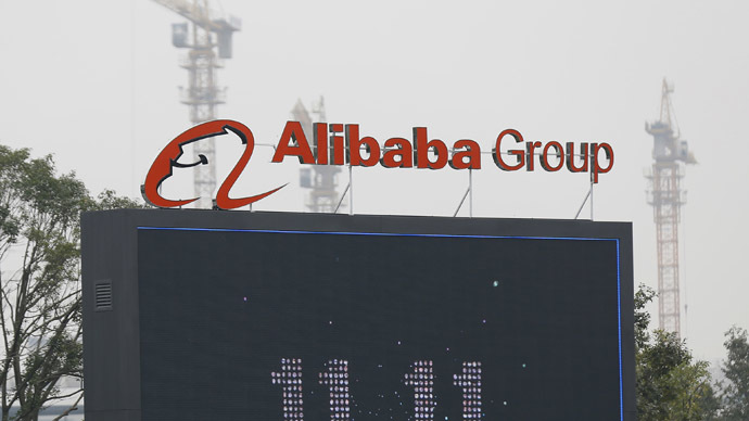 ​World's biggest e-commerce group Alibaba opens Russia office