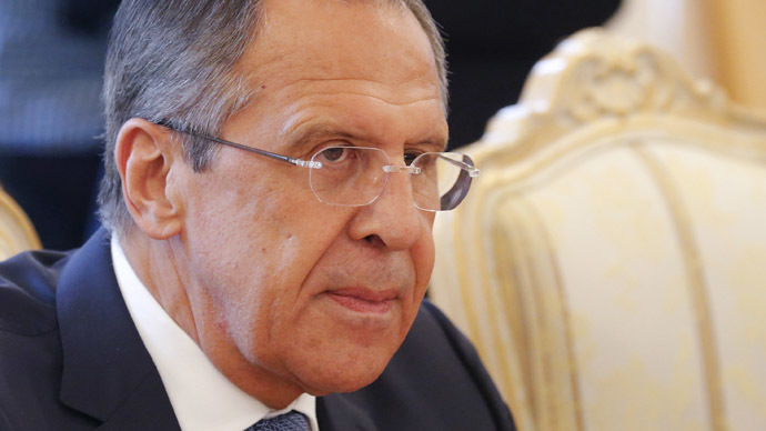 US-led coalition against ISIS in Iraq, Syria 'mistake' - FM Lavrov