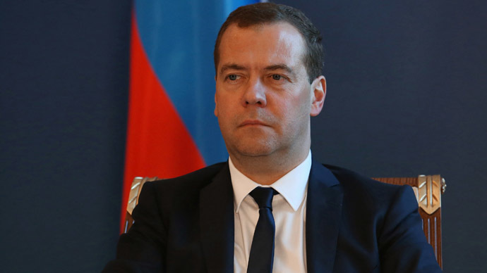 Medvedev promises symmetrical response if new anti-Russian sanctions are introduced