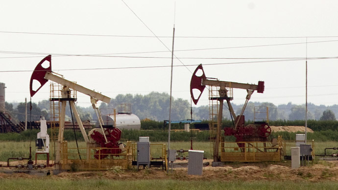 Russia's crude output at record high in May - Bloomberg