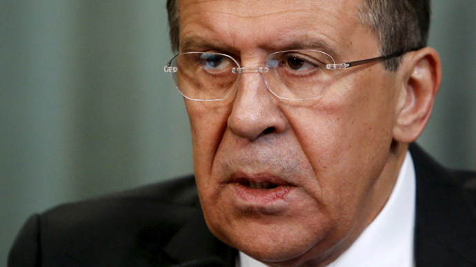 Fight root causes of terrorism, not symptoms – Lavrov to Bloomberg