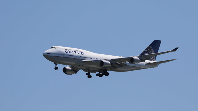 Computer glitch grounds all domestic United Airlines flights