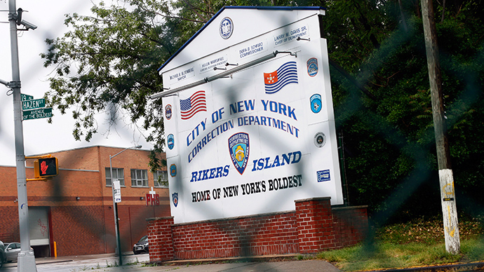 Rikers Island prison getting $700k to test bodily fluids