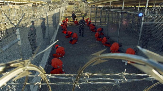 Gitmo detainee alleges new forms of CIA sexual abuse, torture - report