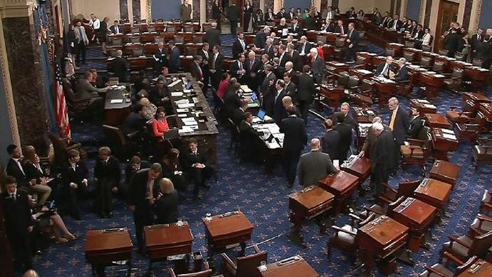 Senate passes USA Freedom Act, limiting NSA surveillance powers