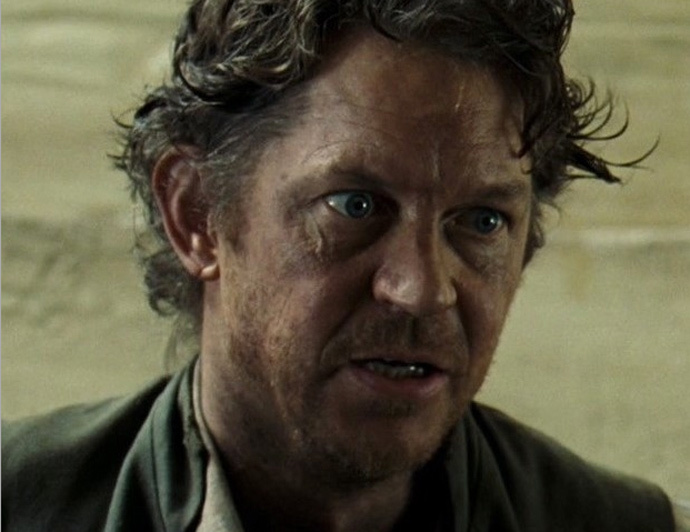 Michael Enright as deckhand aboard the Edinburgh Trader vessel in 'Pirates of the Caribbean: Dead Man's Chest' (2006). (Screenshot from pirates.wikia.com)