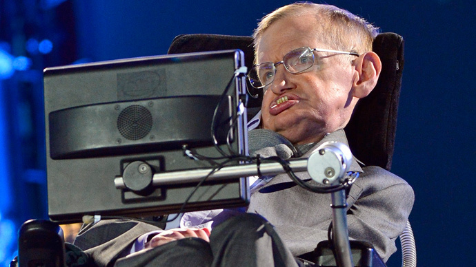 Stephen Hawking: 'I would consider assisted suicide'