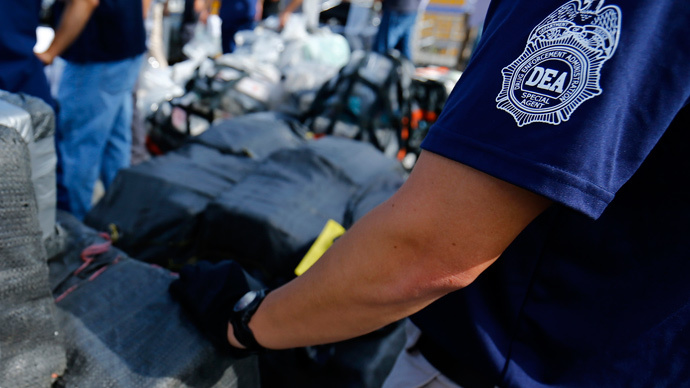 DEA surveillance has tripled during last decade – report