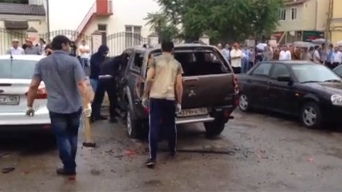 Chechnya launches probe into attack on local NGO