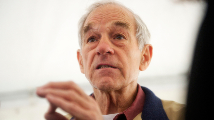Freedom Act will make snooping worse – Ron Paul