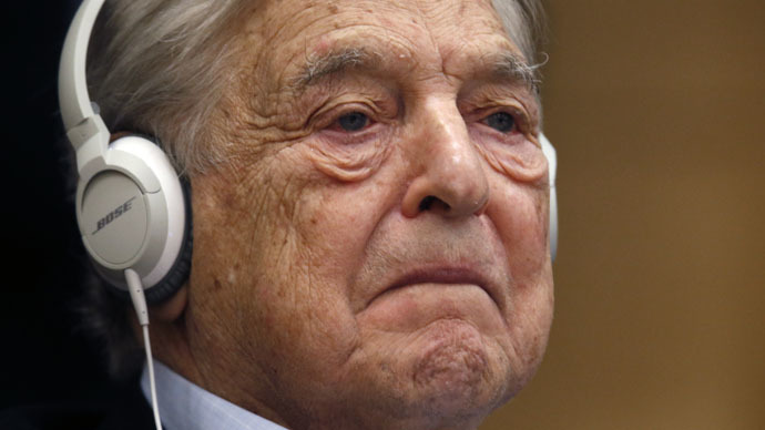 Communists want Soros Foundation branded 'undesirable' group