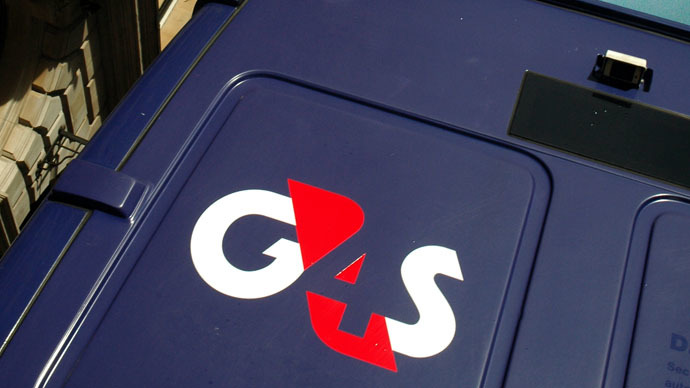 ​Security firm G4S confiscates smartphones at annual conference