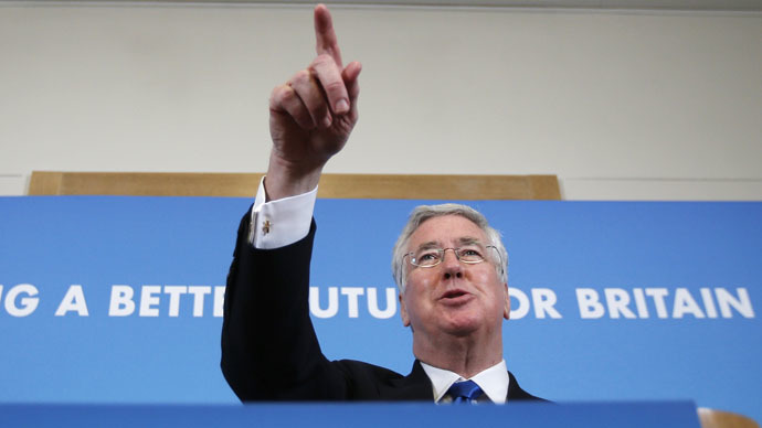 Britain doing more than other EU nations to fight ISIS – Fallon