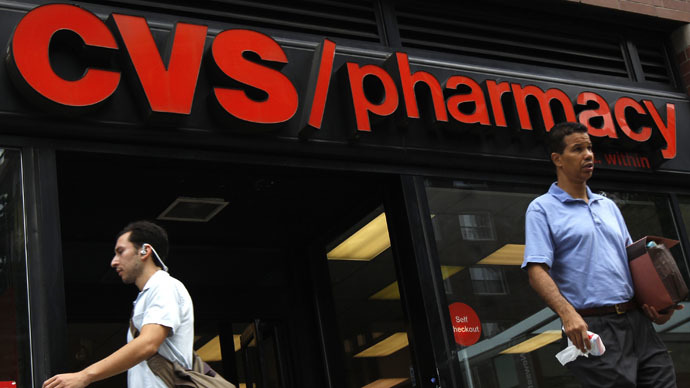 CVS sued over racial profiling by former security guards