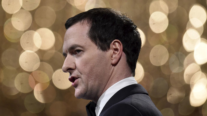 Osborne unveils further £3bn budget cuts, full Royal Mail sell off