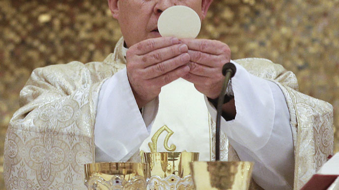 Catholicism goes south: African & Asian churches eclipsing Europe & US, study finds
