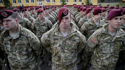 Kiev to allow foreign armed forces in Ukraine, incl. 'potential carriers of nukes'