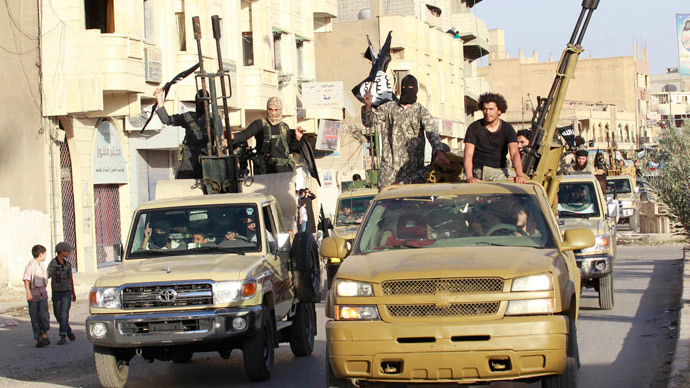 Go to war or go home: House resolution to force debate on fight against ISIS