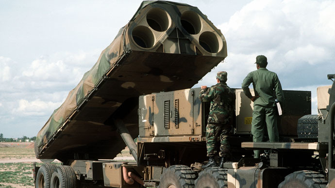 Moscow 'closely looks' into reported US plans to return medium-range missiles to Europe
