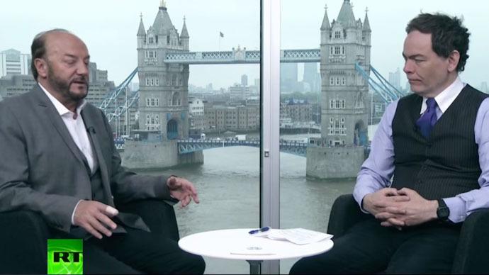 'If I'm London mayor, Max Keiser will be economic advisor' – George Galloway