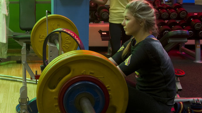 'I have no regrets': Russian powerlifting prodigy loses US contracts for E. Ukraine charity mission