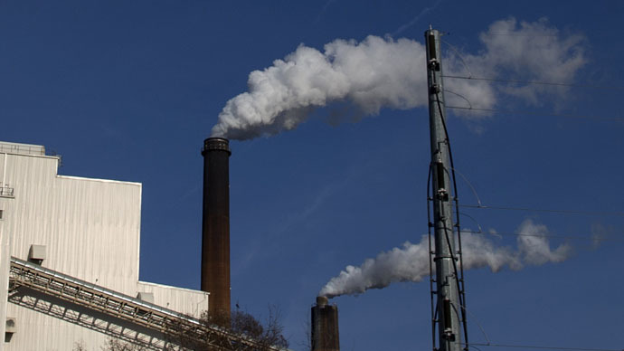 Researchers who boosted EPA climate change rules cooperated with govt - report