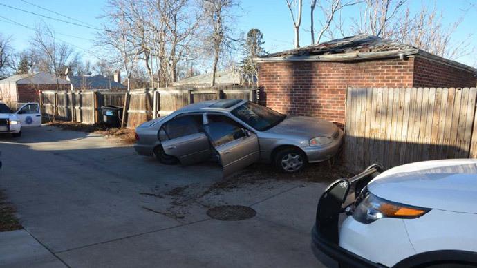 Denver cops' shooting of 17yo girl in car ruled 'justified'