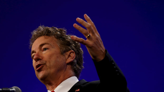 Rand Paul seeks to tie Pentagon funding to release of classified 9/11 docs