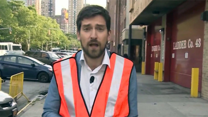 NY housing authority employees to wear orange vests - so they don't get shot