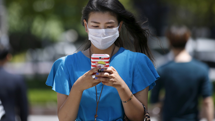 MERS attacks: S. Korea to keep tabs on cellphones to stop killer virus spreading