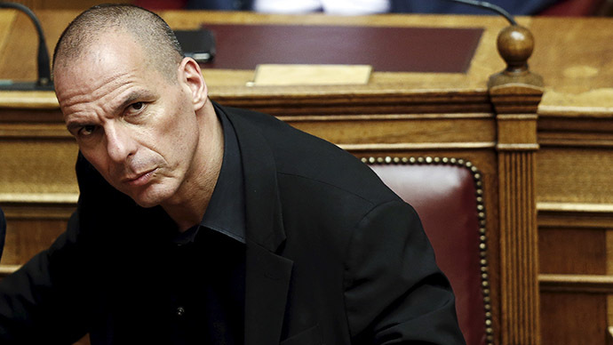 Varoufakis urges Merkel to deliver 'Speech of Hope' to Greece