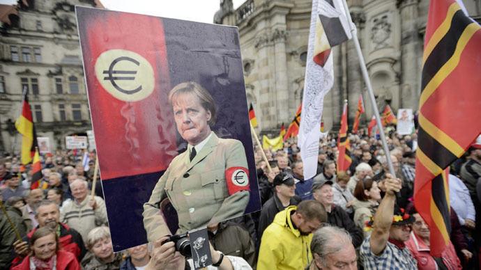 Right rising? Pegida comes 4th in Dresden mayoral election with 9.6%