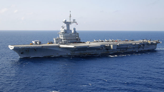 ​US relies on French warship amid fears of British military decline