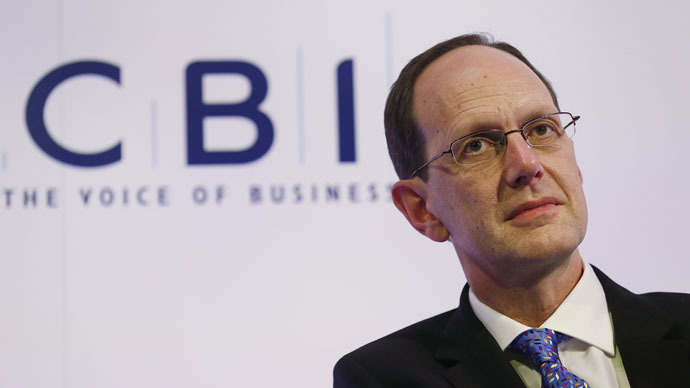 ​'Misery for millions': CBI backs more austerity, despite slashing GDP forecast