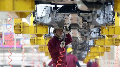China's trade shrinks in May, both exports and imports tumbling